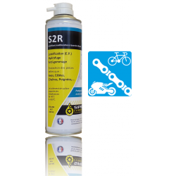 S2R Aérosol 500 ml